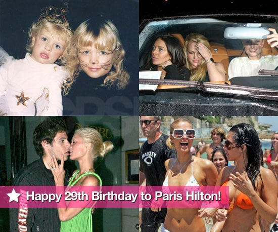 Happy 29th Birthday to Paris Hilton!