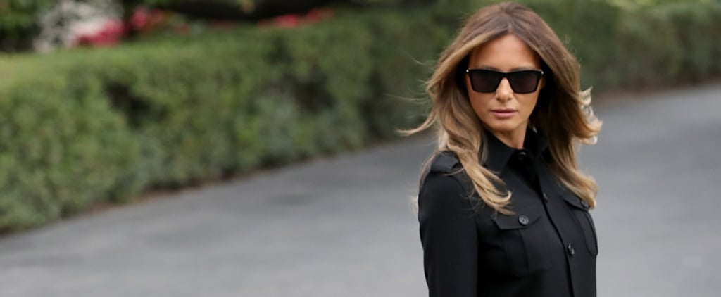 The 1 Accessory Melania Trump Wears From A.M. to P.M. — No Questions Asked