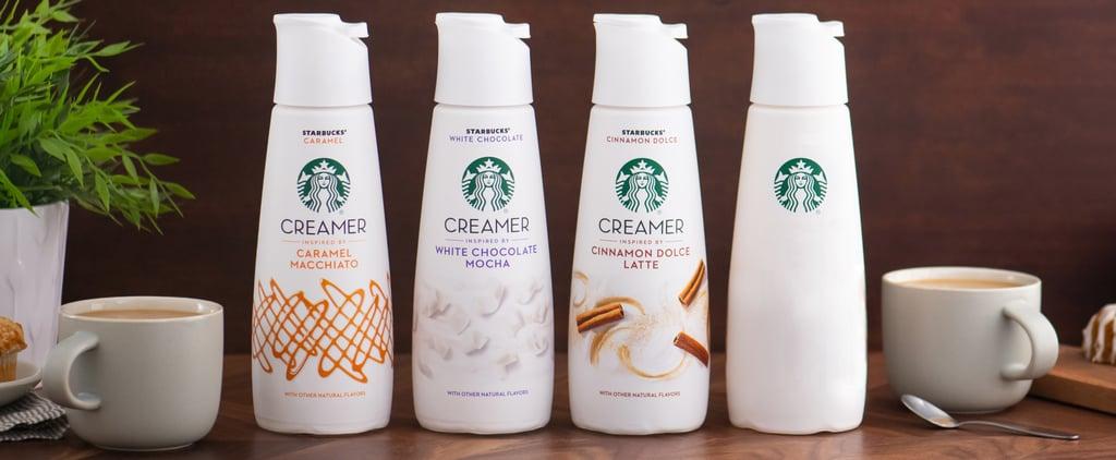 Starbucks Mystery Coffee Creamer 2019
