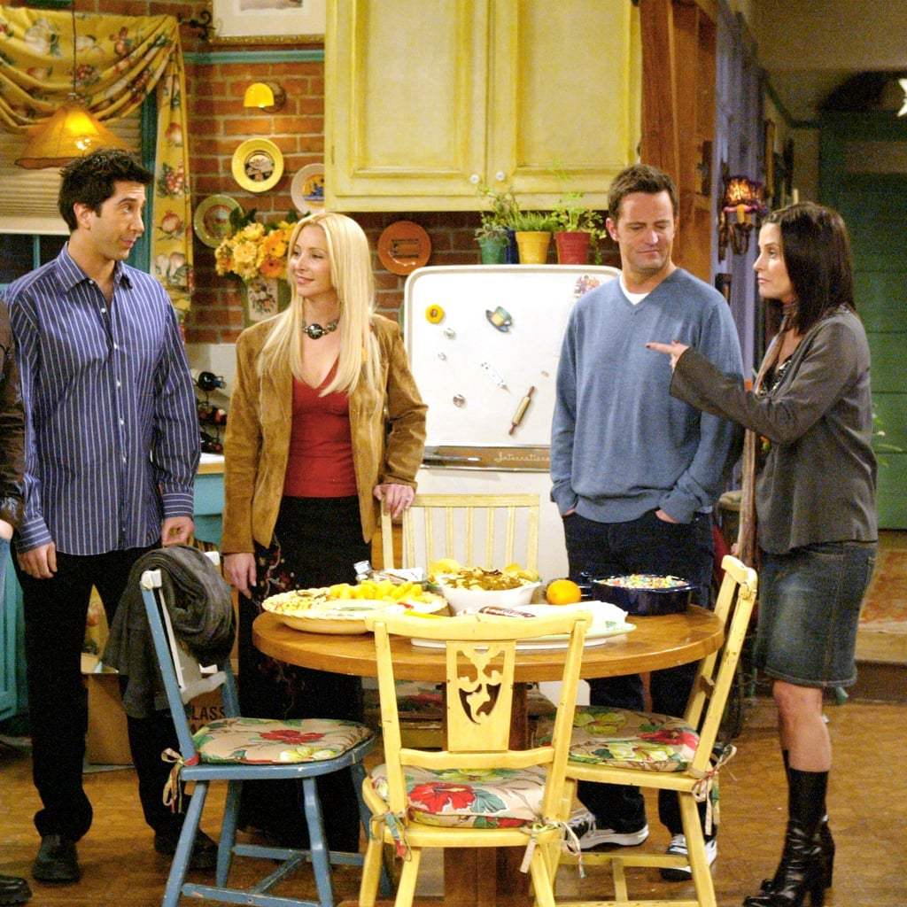 Friends 25th Anniversary Google Easter Eggs