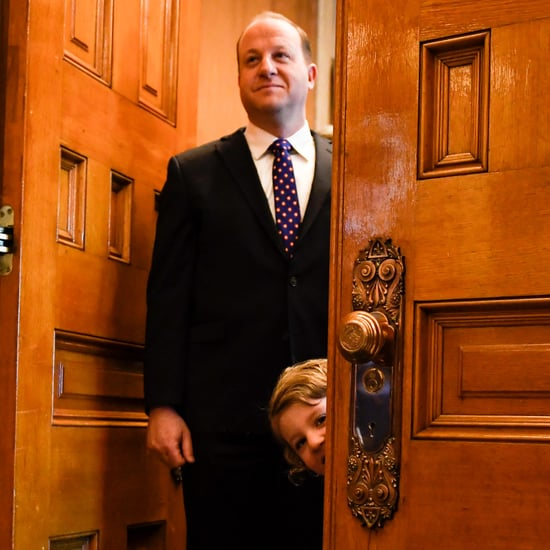Governor Jared Polis Family