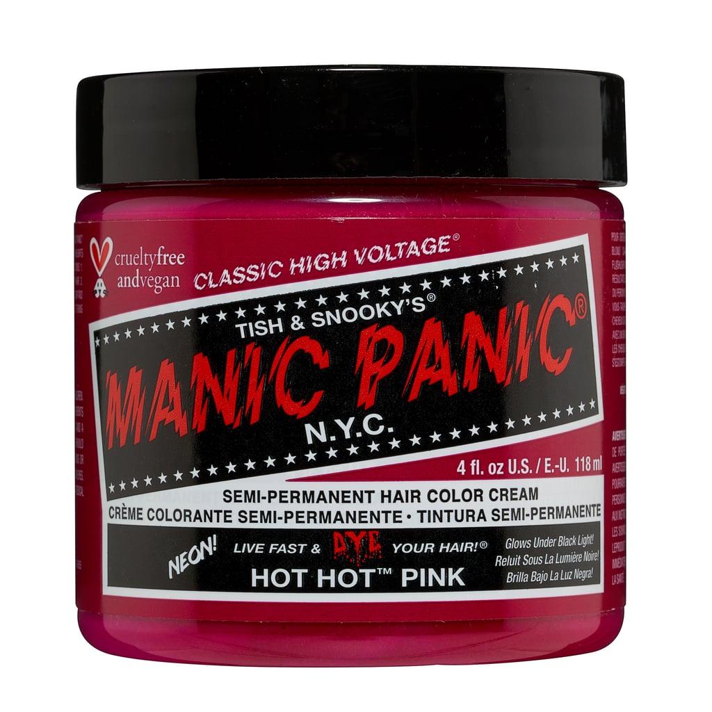 Manic Panic Classic High Voltage Fuchsia Shock