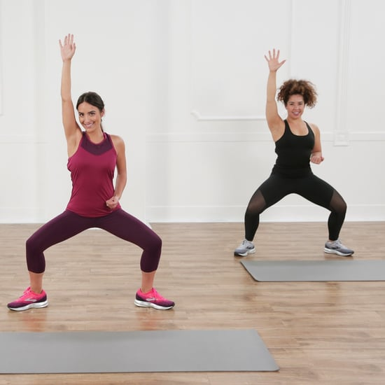 10-Minute Low-Impact Cardio Workout
