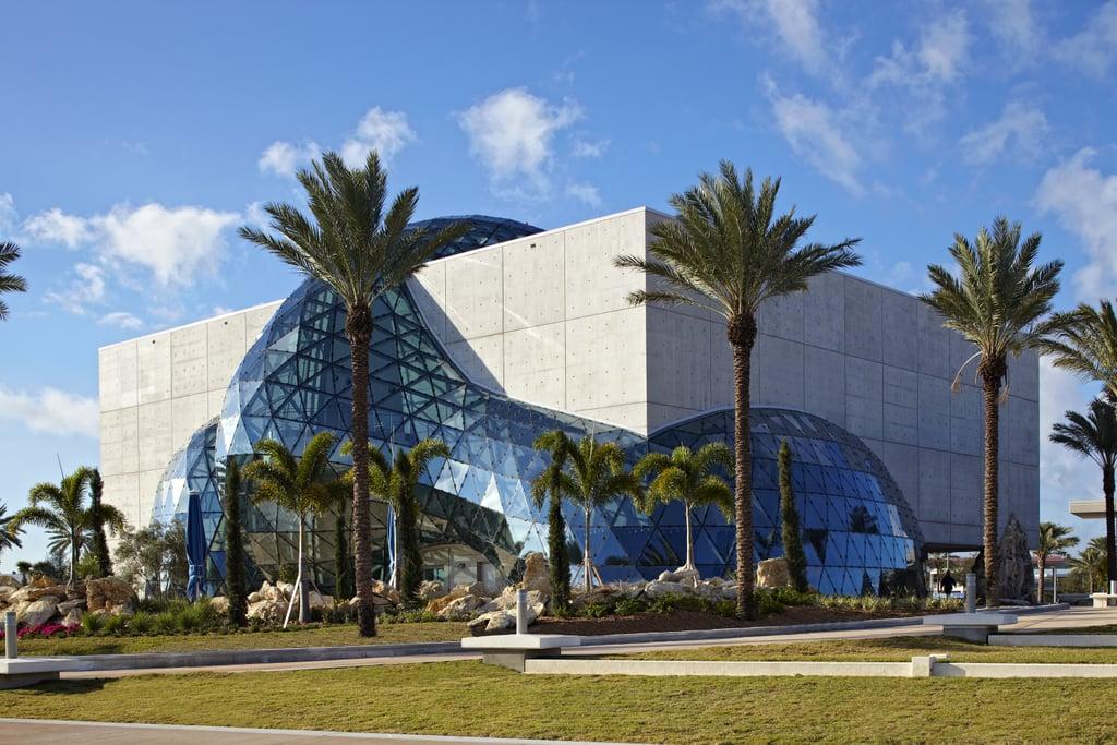 Dalí Museum, St Petersburg, Florida