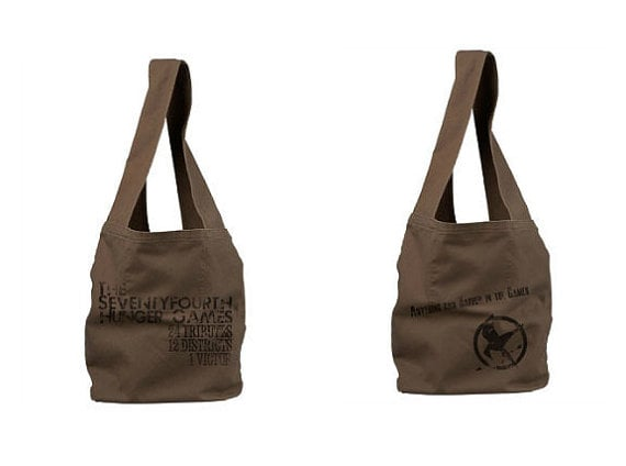 Hunger Games Brown Bag ($35)