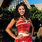 Kids Can Meet Moana . . .