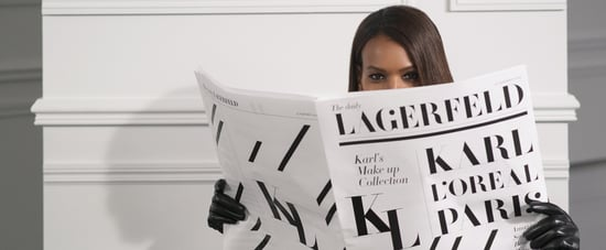 L'Oreal Paris x Karl Lagerfeld Beauty Collection Details