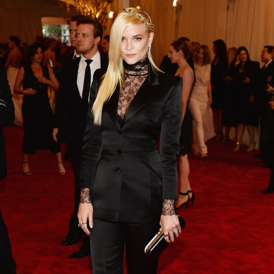 Jaime King at the Met Gala 2013