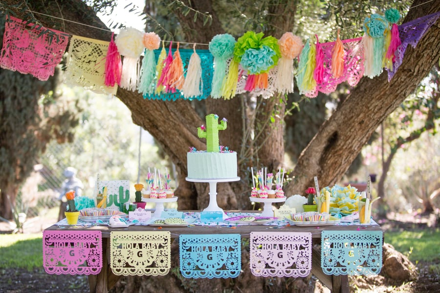 Cactus-Centered Party