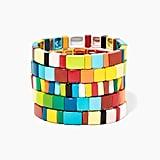 Roxanne Assoulin Rainbow Brite Bracelet ($75 each).
