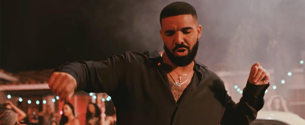 """Drake and Bad Bunny """"Mia"""" Music Video"""