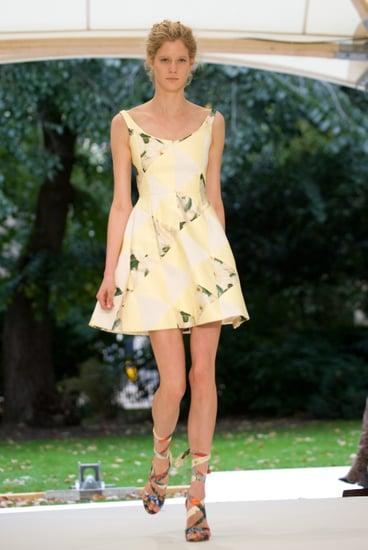 Spring 2011 London Fashion Week: Erdem