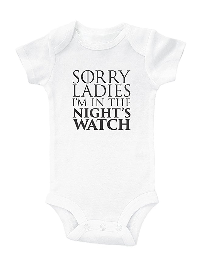 Baffle Sorry Ladies, I'm In the Night's Watch Onesie