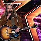 "Chris Kläfford America's Got Talent ""Imagine"" Audition Video"