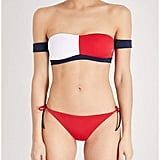 Tommy Hilfiger Off-the-Shoulder Bikini
