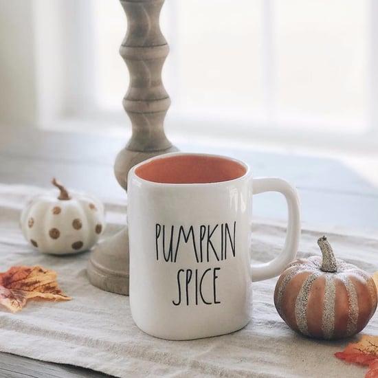 Rae Dunn Halloween Mugs