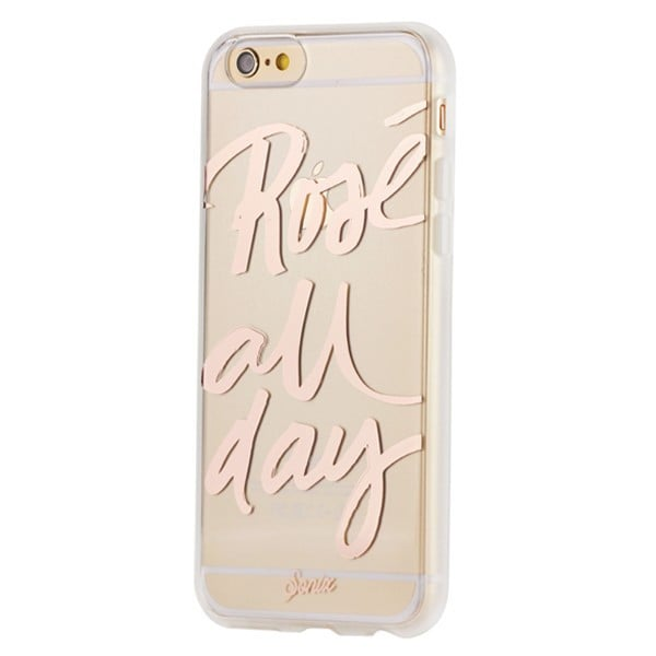 Sonix Rosé All Day iPhone Case ($35)