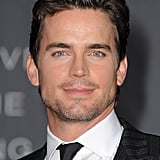 Matt Bomer brought his charming good looks to the In Time premiere in LA.