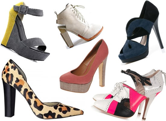 Top Ten Sexiest High Heels Online: Shop Fab's Accessories Amore Guide to Good Heels