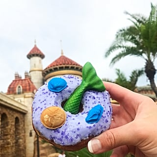 Where to Find the Mermaid Doughnut at Walt Disney World
