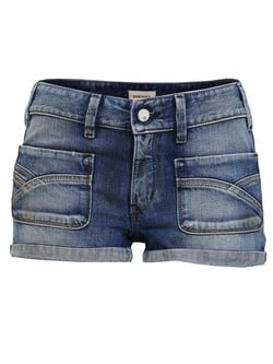 Denim Shorts for Festival Season
