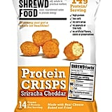 Shrewd Food Sriracha Cheddar Keto Protein Crisps