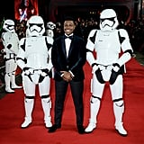 Pictured: John Boyega.