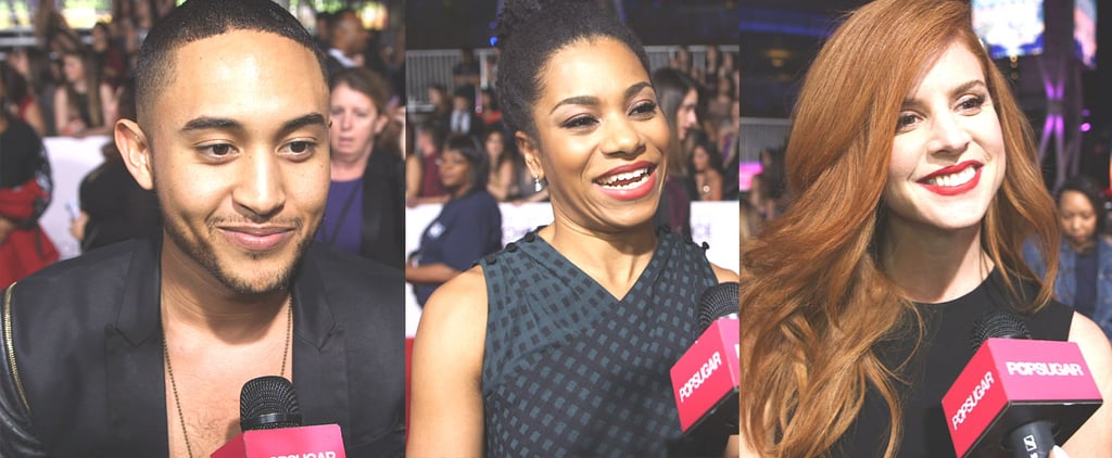 What's the Last Thing These Stars Do Before Hitting the Red Carpet?
