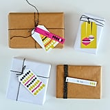 Hey Look's Neon Gift Tags