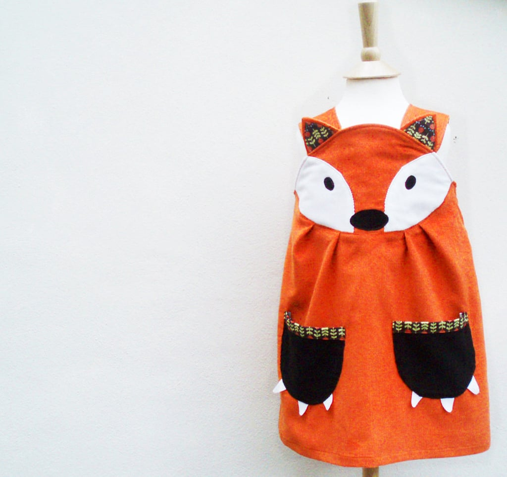 Wild Things Dresses Fox Dress