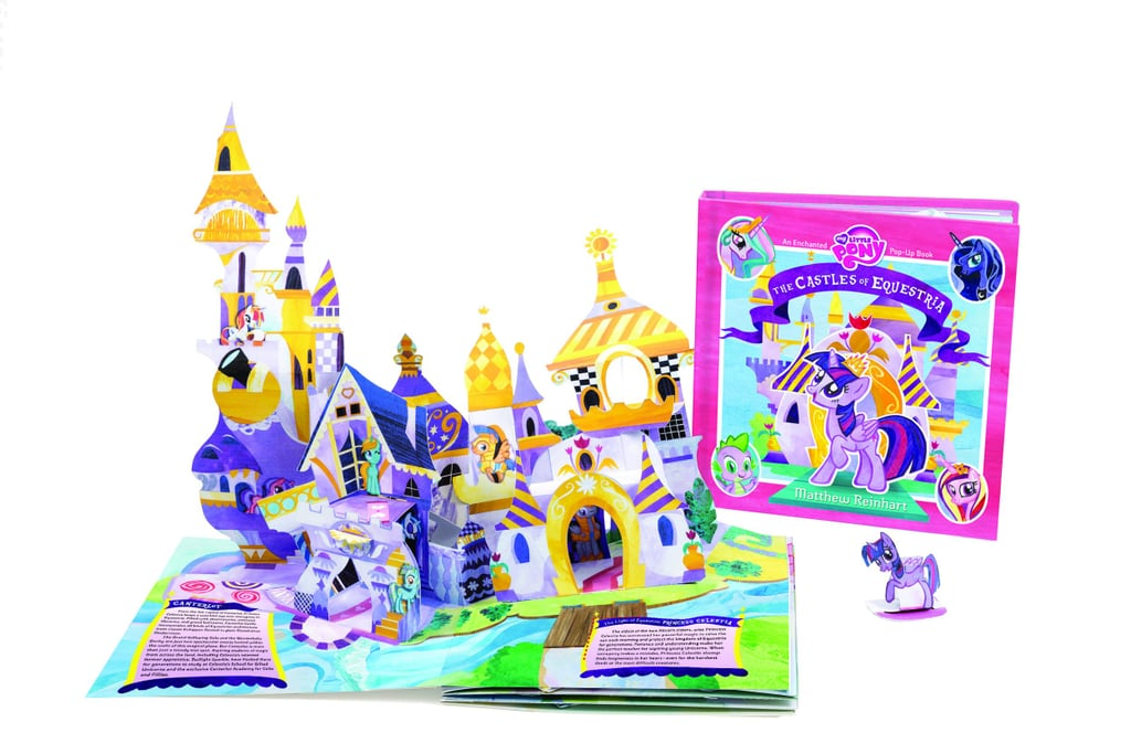 The Castles of Equestria: An Enchanted My Little Pony Pop-Up Book