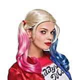 Harley Quinn Pink Blue Wig ($25)