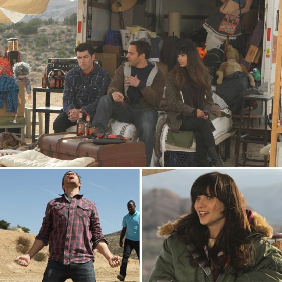 New Girl Season Finale Pictures