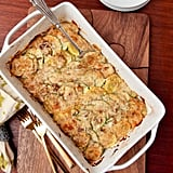 Summer Squash Gratin With Nutmeg Bechamel