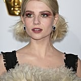 Lucy Boynton at the 2019 BAFTAs