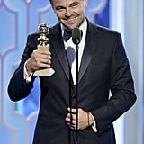 Leonardo DiCaprio Started His Award Season Off Right