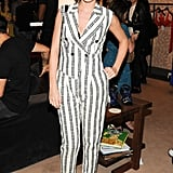Leigh Lezark at Calvin Klein's The Webster Miami party.