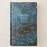 Urban Outfitters One Line A Day Journal