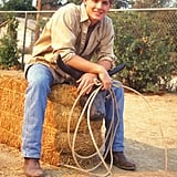 Jensen was totally a model back in the day, and it's not hard to see why . . . he's just so gorgeous! His modeling days go way back, even before that epic '90s cowboy shoot. He booked his first modeling gig when he was 2! When he was younger, Jensen played a lot of baseball. Nowadays, he likes to play golf in his free time. He's even played a few rounds of golf with former Smallvile star Tom Welling.