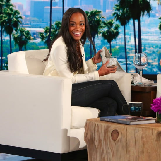 The Bachelorette's Rachel Lindsay on Ellen February 2017