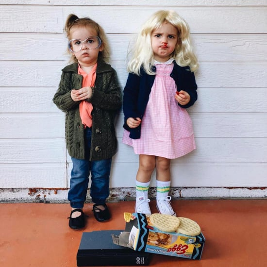 Katie Stauffer's Twins Dressed Up For Halloween