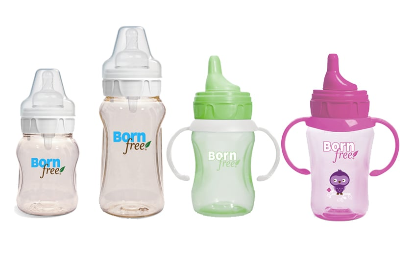 Born Free Bottles and Sippy Cups