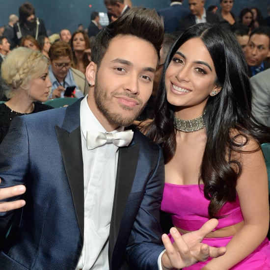 Prince Royce and Emeraude Toubia Are Married