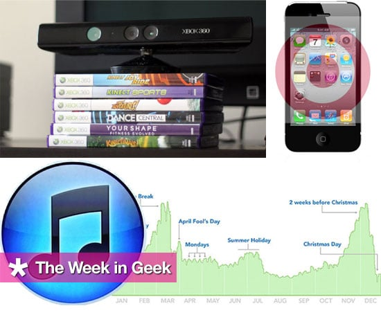 Top News and Stories This Week on GeekSugar 2010-11-06 04:01:04