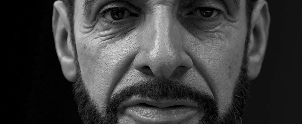 فيديو هولوغرام للراحل المغفور له الشيخ زايد