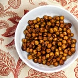 Recipe For Honey & Cinnamon Roasted Chickpeas