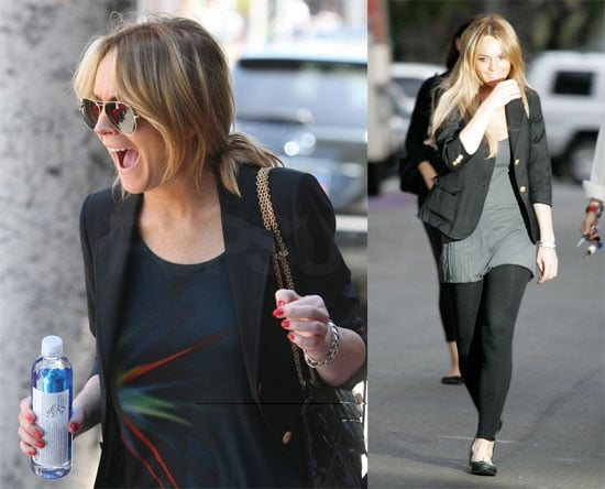 Samantha Ronson Brought Lindsay Lohan to the ER for Asthma