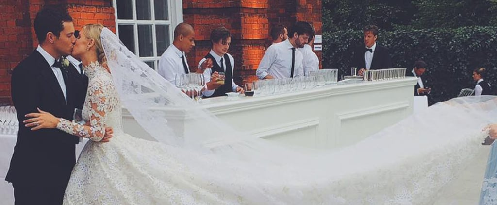25 Brides Who Went Modest on Their Wedding Day — and Completely Took Our Breath Away