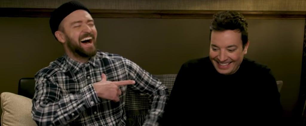 Justin Timberlake and Jimmy Fallon Songversation Bloopers