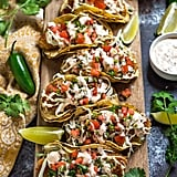 Hearts of Palm Tacos